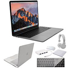 "Apple MacBook Pro® 15.4"" 256GB SSD Laptop with Touch Bar and Clip Case"