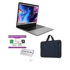 """Apple MacBook Pro 2020 13"""" Intel i5 256GB SSD Laptop with Touch Bar"""
