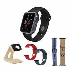 Apple Watch Series 5 40mm GPS Deluxe Bundle