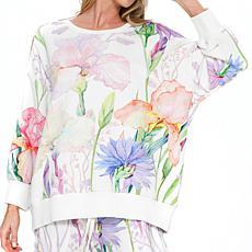 Aratta Off White Iris Sweatshirt