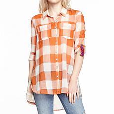 Aratta Orange Michelle R. Shirt