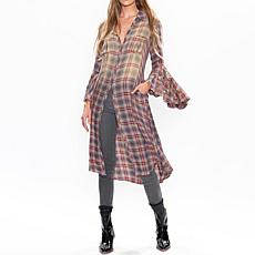 Aratta Remember You Shirt Dress