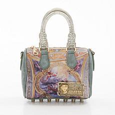 Aratta Teal Renaissance Handbag