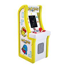 Arcade1Up Pac-Man Jr. Assembled Arcade with Stool