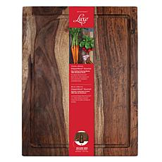Architec® Gripperwood™ Cutting Board - Sheesham Wood - 15 x 20""