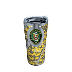 Army 20 oz Stainless Steel Tumbler with lid