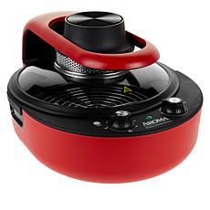 Aroma 4.7-Quart Turbo Air Fryer/Multicooker