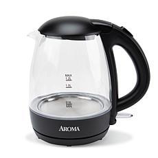 Aroma AWK-151B 1.2 Liter Glass Kettle