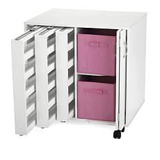 Arrow Modular Thread Caddy - White