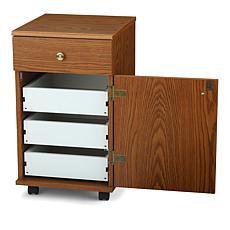 Arrow Suzi Sewing Cabinet - Oak