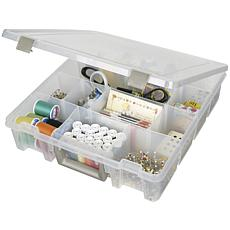 Art Bin Translucent Super Satchel Organizer