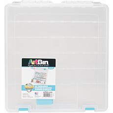 ArtBin Satchel Slim with Anti-Tarnish Dividers