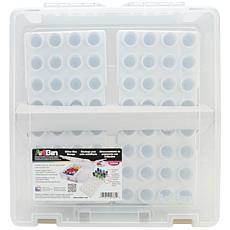 ArtBin Super Satchel with Glitter Glue Trays