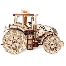 Artventure EWA Eco-Wood-Art Construction Kit - Tractor