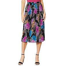 """As Is"" Antthony ""Dream in Color"" Pleated Skirt"