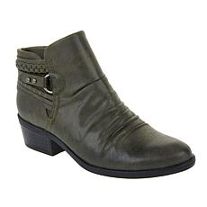 """As Is"" Baretraps® Galvin Western Ankle Bootie"