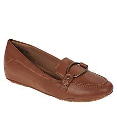 """As Is"" Baretraps® Kellye Slip-On Wedge Loafer"