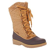 """""""As Is"""" Baretraps® Stark Waterproof Insulated Winter Lace-Up Boot"""