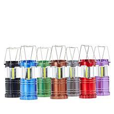 """As Is"" Bell + Howell Compact Pop-Up TacLantern 7-pack"