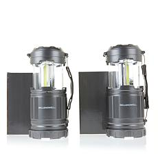 """""""As Is"""" Bell + Howell Pop-up TacLantern with Spotlight 2-pack"""