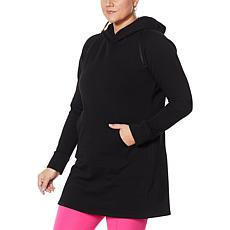 """""""As Is"""" Brittany Humble """"ComfyxCozy"""" """"Transformable"""" Tunic Hoodie"""