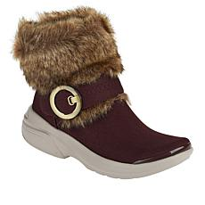 """""""As Is"""" Bzees Ooolala Washable Faux Fur Bootie"""