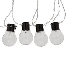 """As Is"" Chris & Peyton 25 LED Solar String Lights"