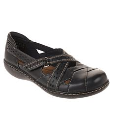 """""""As Is"""" Clarks Ashland Spin Leather Slip-On Loafer"""