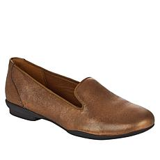 """As Is"" Clarks Collection Sara Poppy Slip-On Loafer"