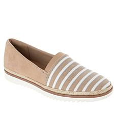 """""""As Is"""" Clarks Collection Serena Paige Slip-On Espadrille Loafer"""
