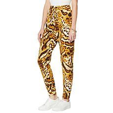 """""""As Is"""" Coldesina Pull-On Knit Jogger Pant"""