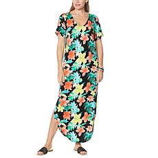 """""""As Is"""" Colleen Lopez AnyWEAR Maxi Dress"""