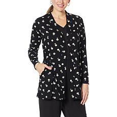 """""""As Is"""" Comfort Code Open-Front Cardigan with Pockets"""