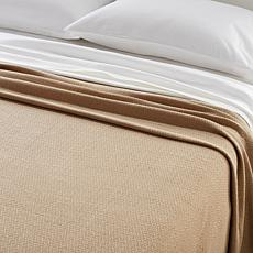 """""""As Is"""" Concierge Collection 100% Cotton Blanket"""