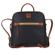 """As Is"" Dooney & Bourke Pebble Leather Backpack"
