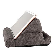 """""""As Is"""" Duo Memory Foam Multi-Position Tablet Stand with Pockets"""