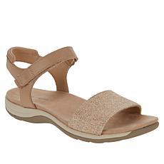 """As Is"" easy spirit Shailey Flexible Sandal"