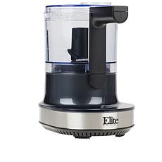 """""""As Is"""" Elite 300-Watt 4-Cup Rotate Up-and-Down Food Chopper"""