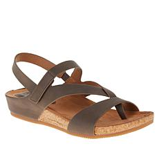 """""""As Is"""" Eurosoft by Sofft Gianetta Footbed Sandal"""