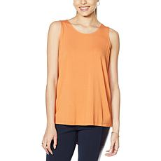 """""""As Is"""" G by Giuliana Front to Back Reversible Tank Top"""