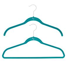 """As Is"" Huggable Hangers Ultimate 100-piece Set - Chrome"