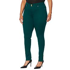 """""""As Is"""" IMAN Global Chic 360 Slim Skinny Jean"""