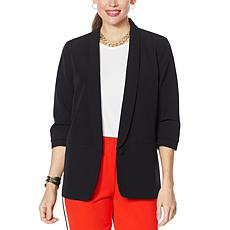 """""""As Is"""" IMAN Global Chic Everyday Blazer"""