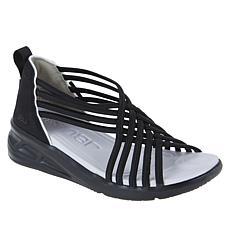 """As Is"" JBU by Jambu Barb Water-Ready Sporty Step-In Sandal"