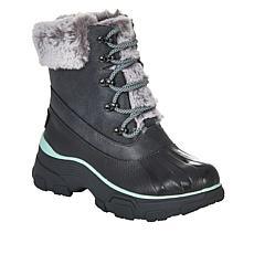 """""""As Is"""" JBU by Jambu Mayland Waterproof Lace-Up Winter Boot"""