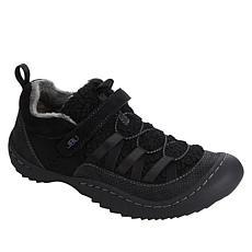 """""""As Is"""" JBU by Jambu Winnie Faux Fur Trimmed Step-In Sneaker"""