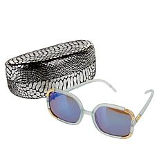 """As Is"" Joan Boyce Signature Oversized Sunglasses"