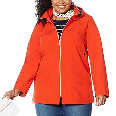 """As Is"" Laurier Emma Softshell Jacket with Hood"