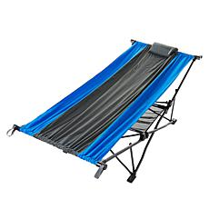 """""""As Is"""" Mac Sports Portable Hammock with Carrying Case"""