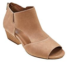 """""""As Is"""" Naturalizer Greyson Leather Shootie"""